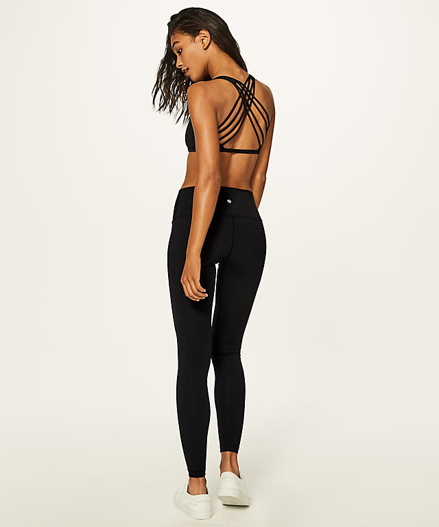 lulu sports bra full body