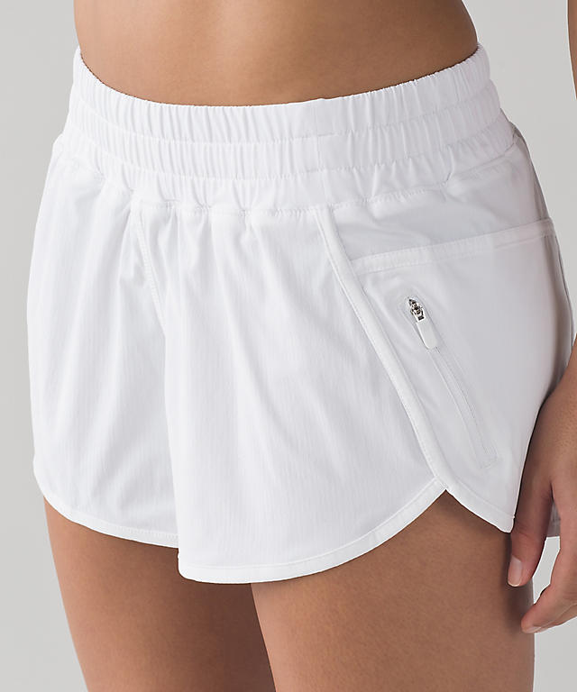 Lulu white shorts